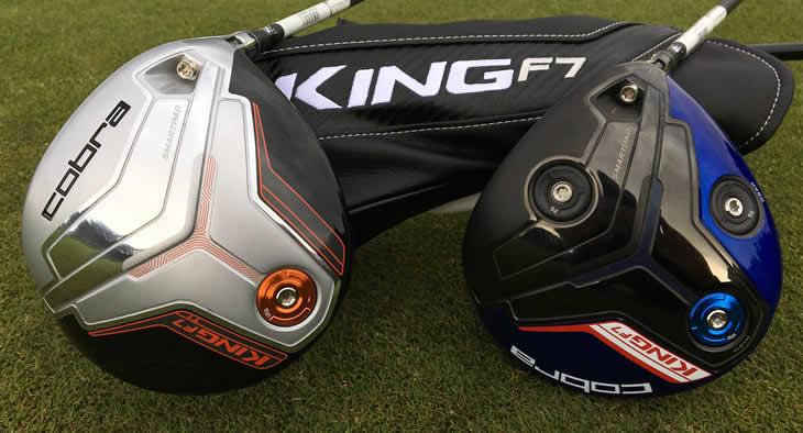 Cobra King F7 Driver Review Golfalot