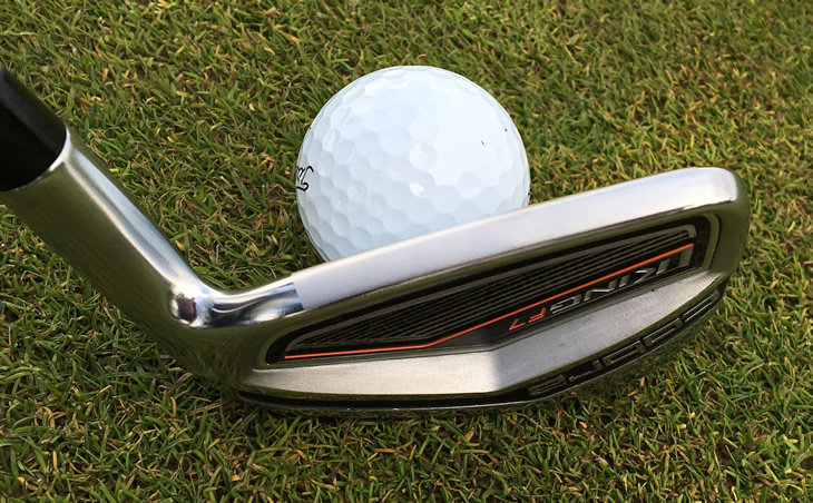Cobra King F7 Irons