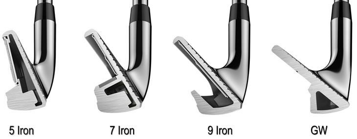 Cobra King F7 One Irons