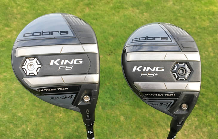 Cobra King F8 Fairway Wood Review - Golfalot