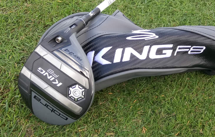 Cobra King F8 Fairway Wood Review Golfalot