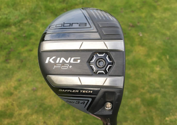 Cobra King F8+ Fairway
