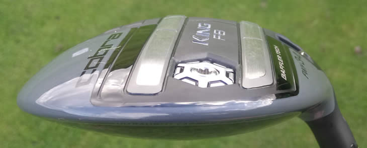 Cobra King F8 Fairway