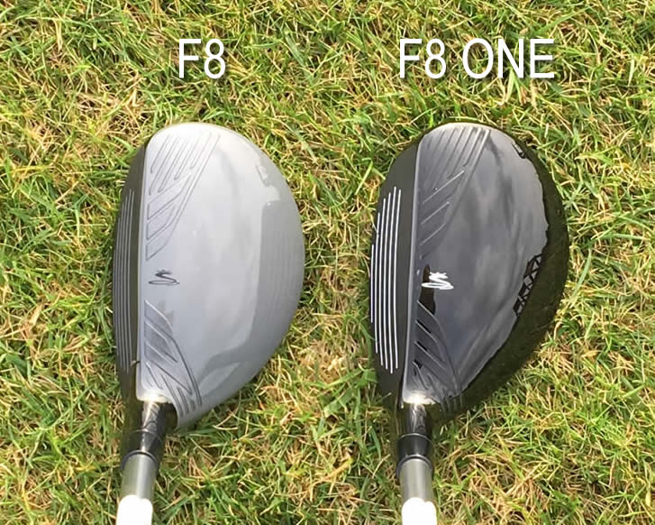 Cobra King F8 ONE Length Hybrid