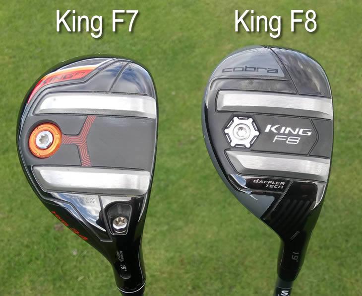 Cobra King F8 Hybrid Review Golfalot