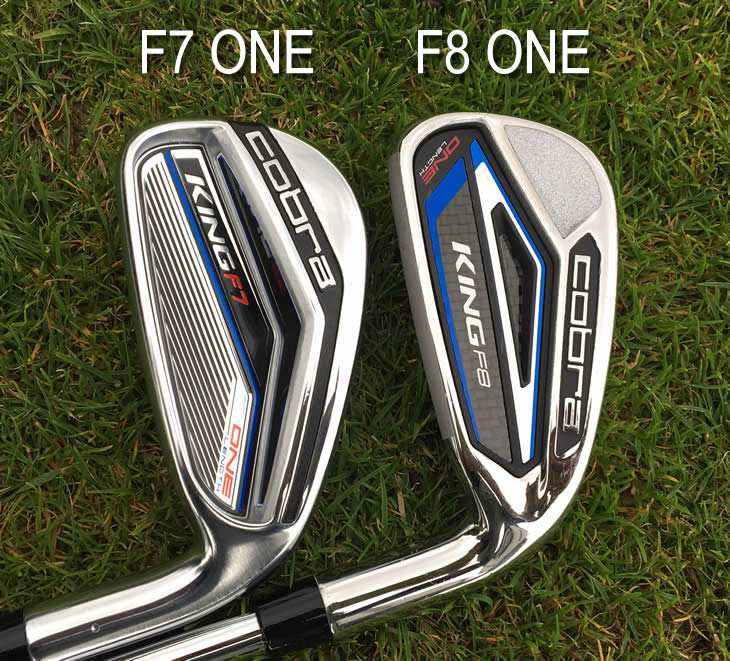 Cobra King F8 ONE Length Irons