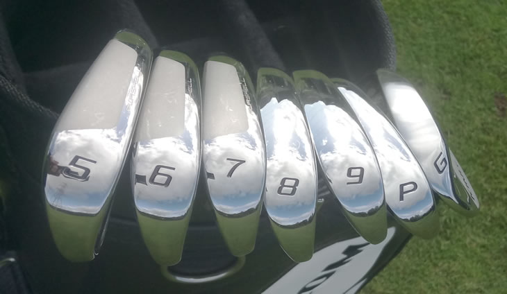 Cobra King F8 Irons