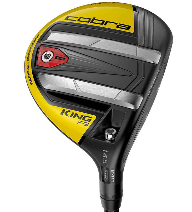Cobra King F9 Speedback Fairway