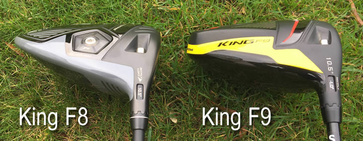 Cobra King F9 Speedback Driver