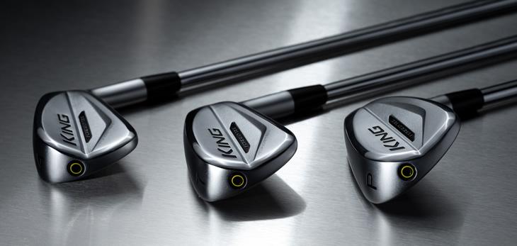 Cobra Upgrades King Forged TEC Irons - Golfalot