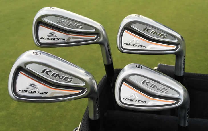Cobra King Forged Tour Irons