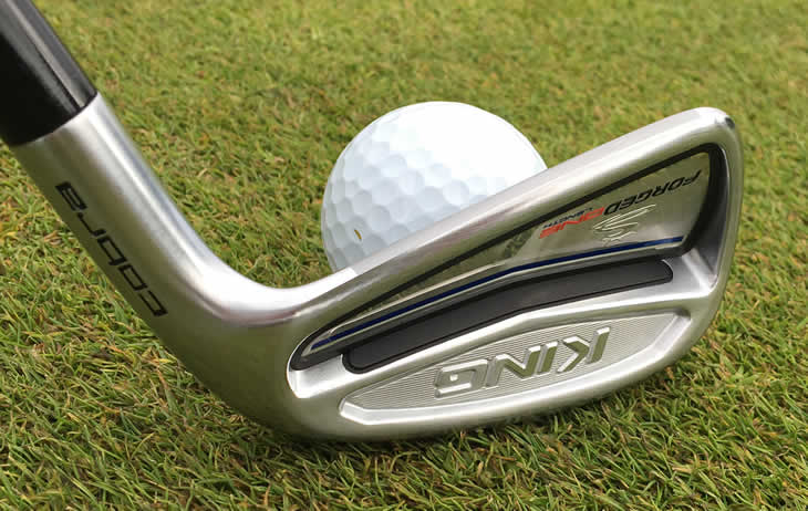 Cobra King One Length Irons