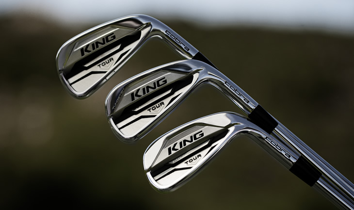 Cobra King Tour MIM Irons