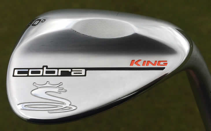 Cobra King V Grind Wedge