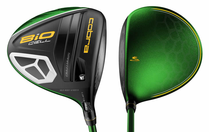 Limited Edition Green BiO CELL driver