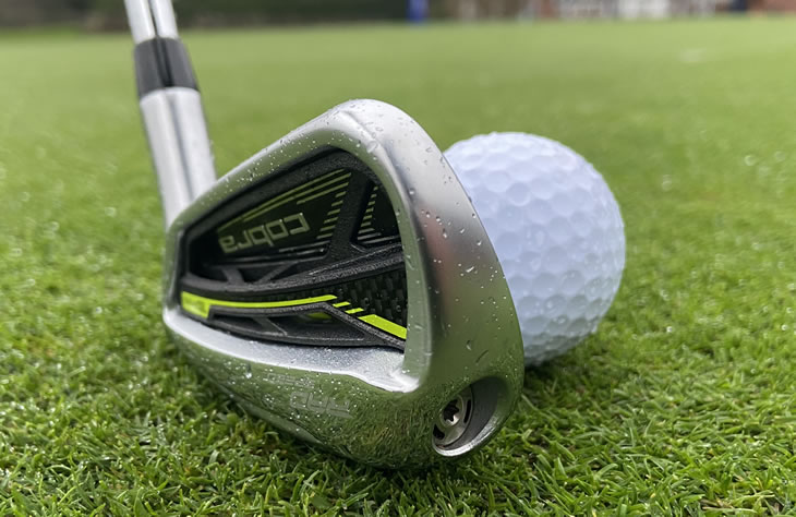 Cobra RADSPEED Irons Review