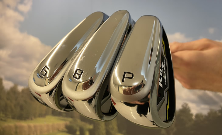 Cobra King Speedzone Irons