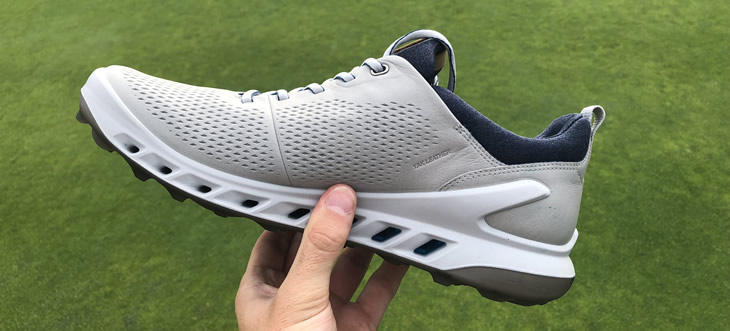 Ecco Biom Cool Pro Golf Shoe Review Golfalot