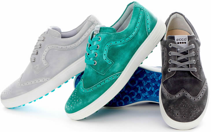 Ecco Golf Casual Hybrid Golf Shoe