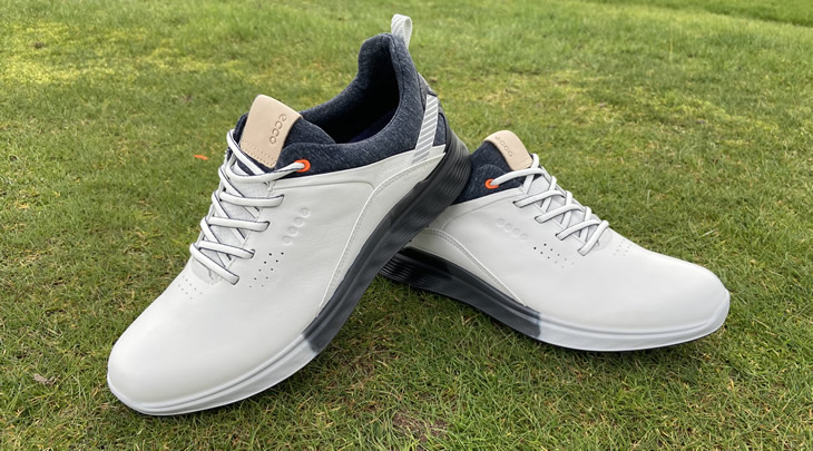 Ecco S-Three Golf Shoes