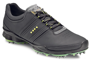 Ecco Stealth BIOM Shoe in Black