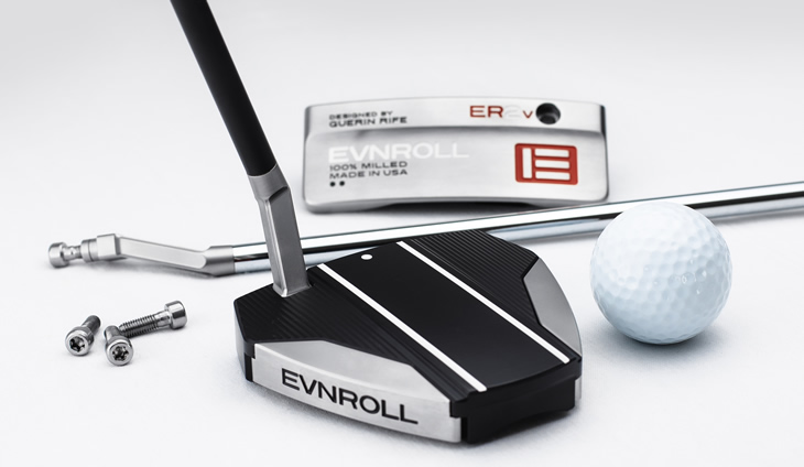 Evnroll V-Series Putters