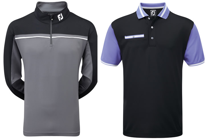 FootJoy 2016 Spring Summer Performance Apparel