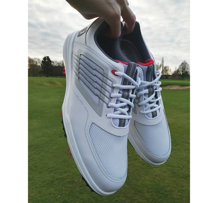0159e8c6da FootJoy Fury Golf Shoe Review - Golfalot