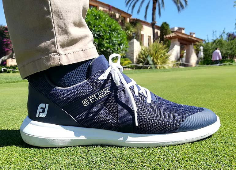 Footjoy Flex Golf Shoe Review Golfalot