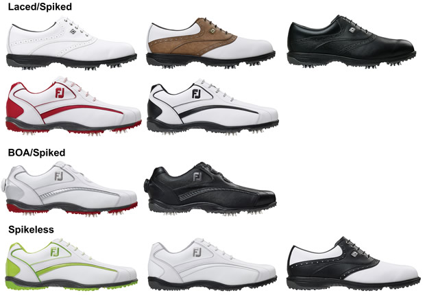 FootJoy HydroLite Options