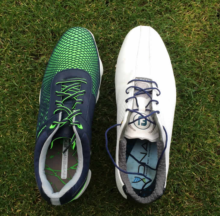 FootJoy HyperFlex DNA Comparison