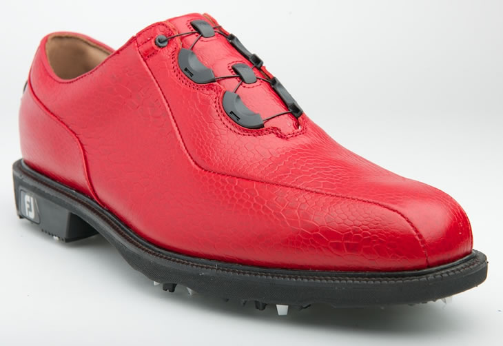 FootJoy MyJoys Red Snake