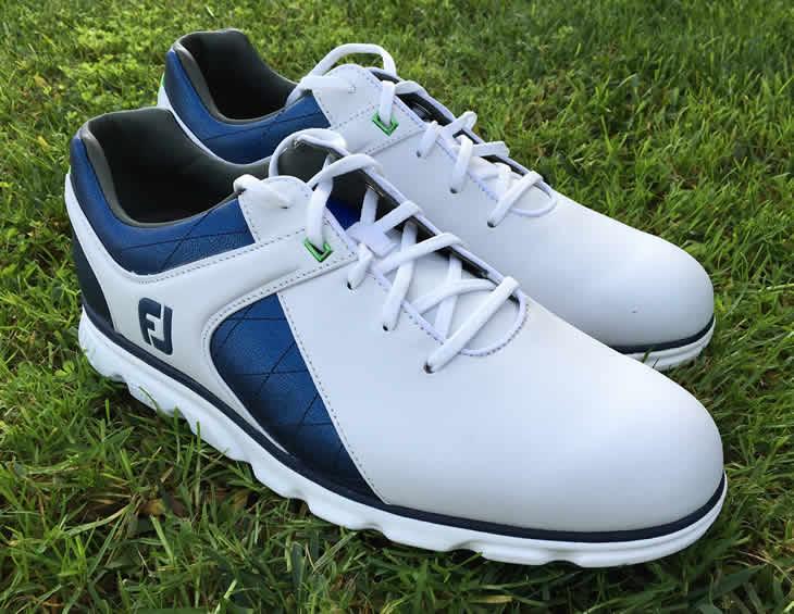 767de712449e75 FootJoy Pro SL Golf Shoe Review - Golfalot