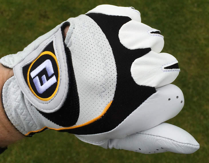 FootJoySciFlex Glove Back