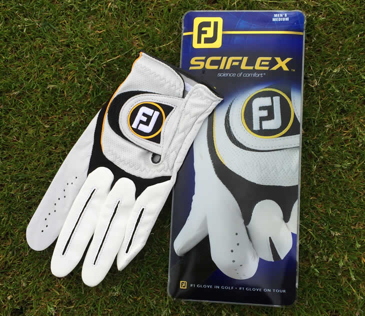 FootJoySciFlex Glove Pack