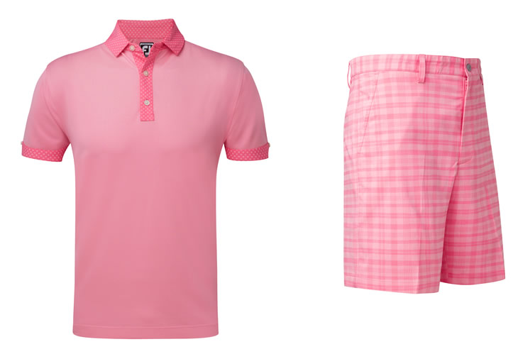 FootJoy SS2017 Golf Clothing
