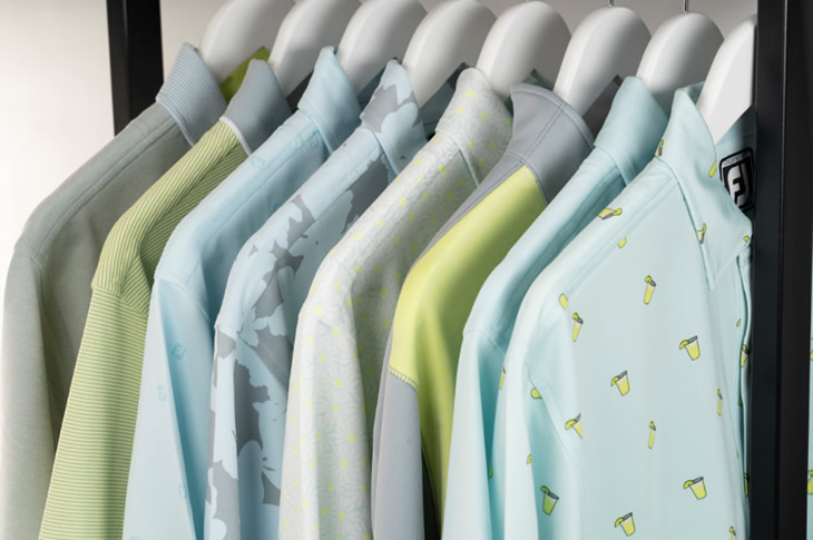 FootJoy SS21 Apparel Collection