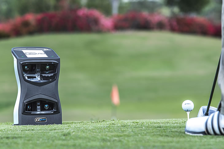 Foresight Sports GCQuad Launch Monitor