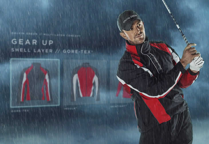 Galvin Green unveils 2016 Part 2 collection