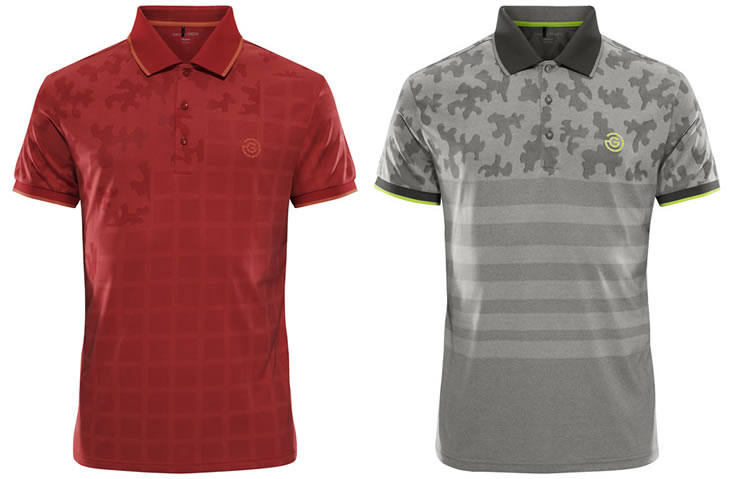 Galvin Green E-Red Shirt