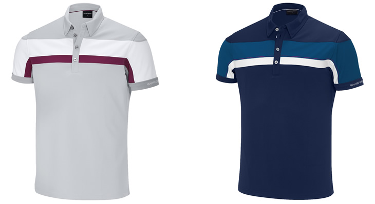 Galvin Green Ventil8 Plus Golf Shirts