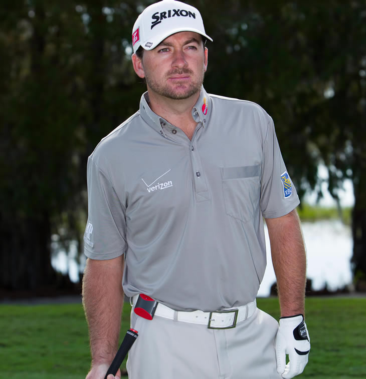 Game Golf Graeme McDowell