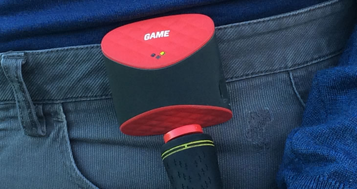 Game Golf Grip Tag
