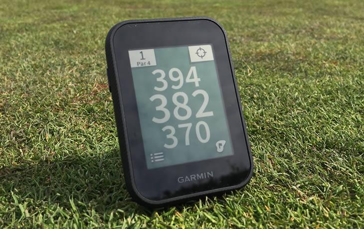 Garmin Approach G30 Golf GPS Rangefinder Review - Golfalot