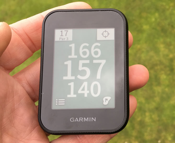 Garmin Approach G30 Golf GPS Rangefinder Review - Golfalot