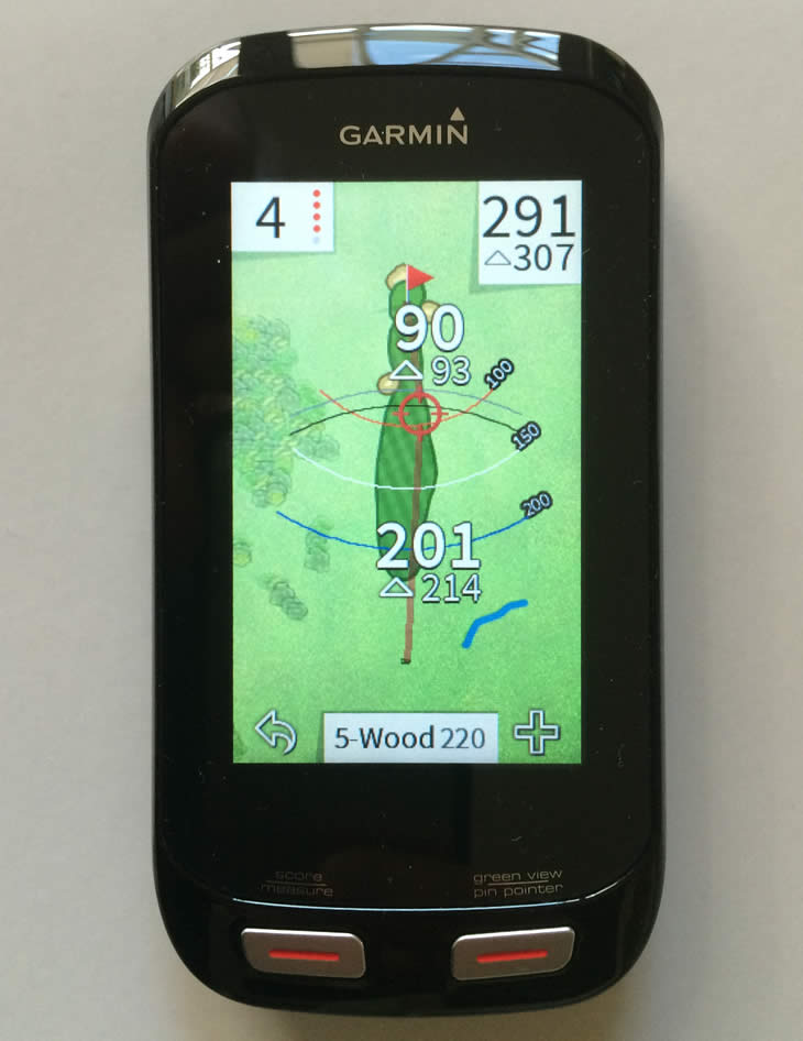 Garmin Approach G8 GPS