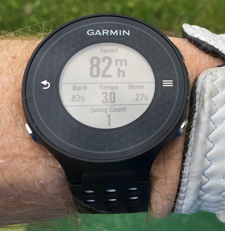 Garmin TruSwing Golf Practice Aid Review - Golfalot