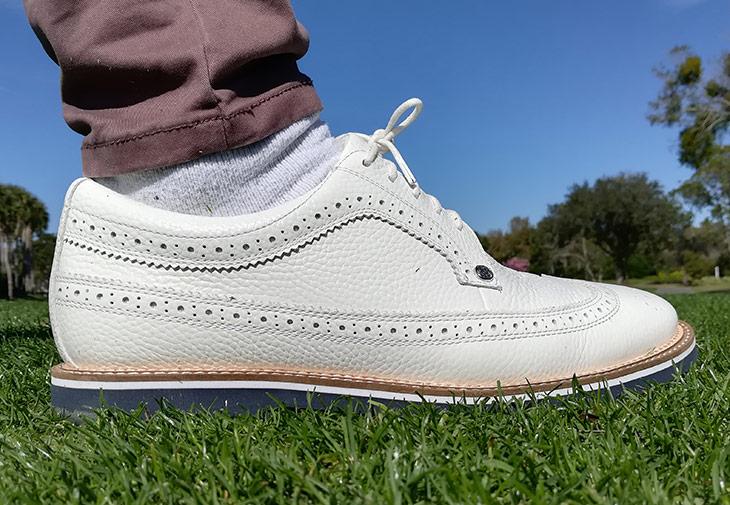 bbbedfb446fe G Fore Gallivanter Golf Shoe Review - Golfalot