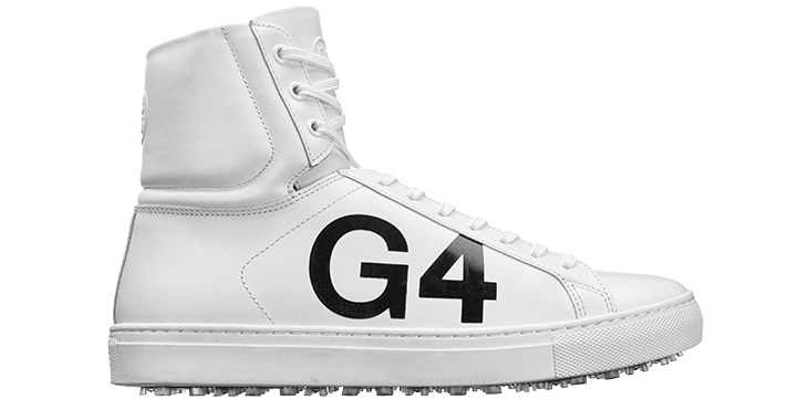 G/Fore Hightop Disruptor Golf Shoes