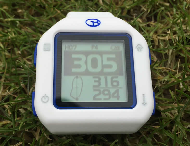GolfBuddy CT2 GPS